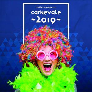 Carnevale Cortina for us