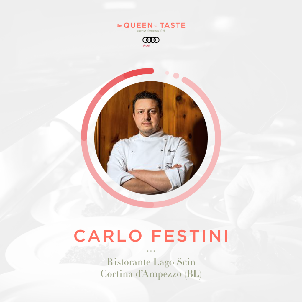 The Queen of Taste In Collaborazione con Audi - Ristorante Lago Scin