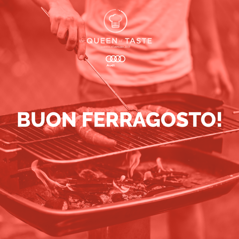 #QOT18 #saporiincorso #mycortina #thanks #foodfestivla #audi #AudiItalia #ristorantevillaoretta Audi Italia buon ferragosto