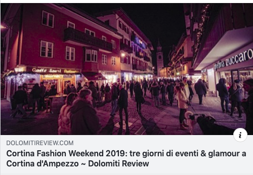 DOLOMITI REVIEW