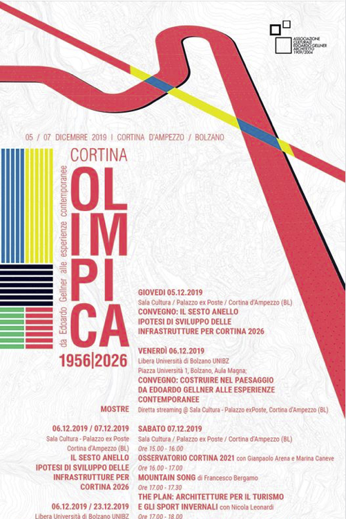 """Cortina olimpica 1956/2026"