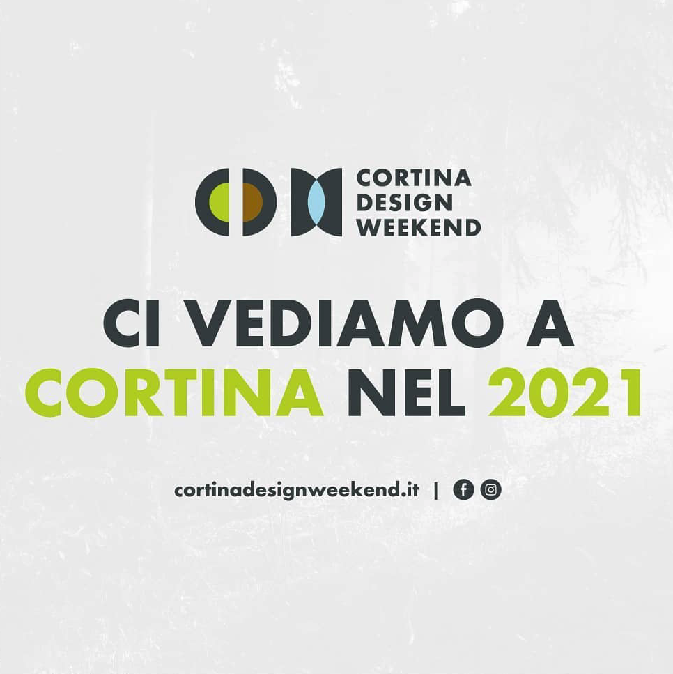 CORTINA DESIGN WEEKEND 2021