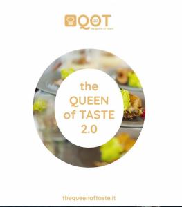THE QUEEN OF TASTE 2020