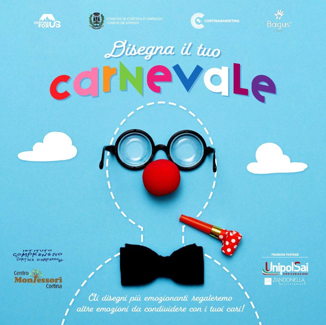 carnevale 2021 Cortina For Us