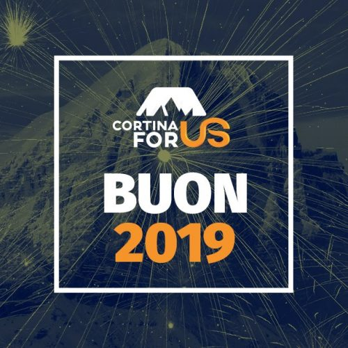 Natale 2018 di Cortina for Us